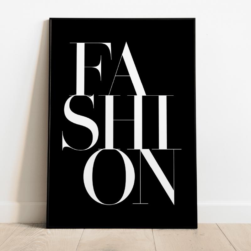 Fashion poszter